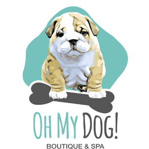 Logotipo oh my dog