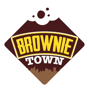 Logo brownie town 001